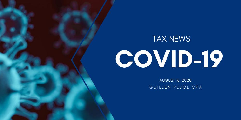 Payroll Tax Announcement